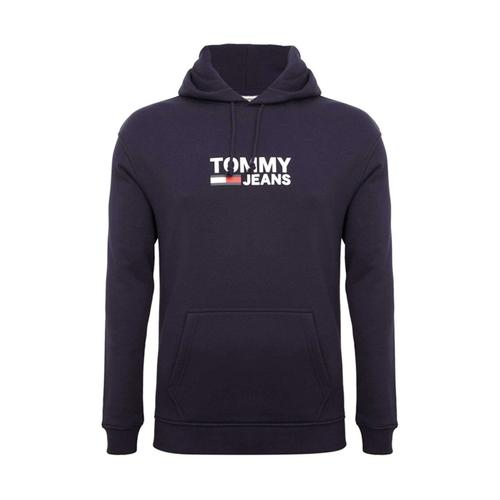 Premium Fashion    Tommy Jeans Hoodie Marine DM0DM05253 002 Férfi ... 9f79846519